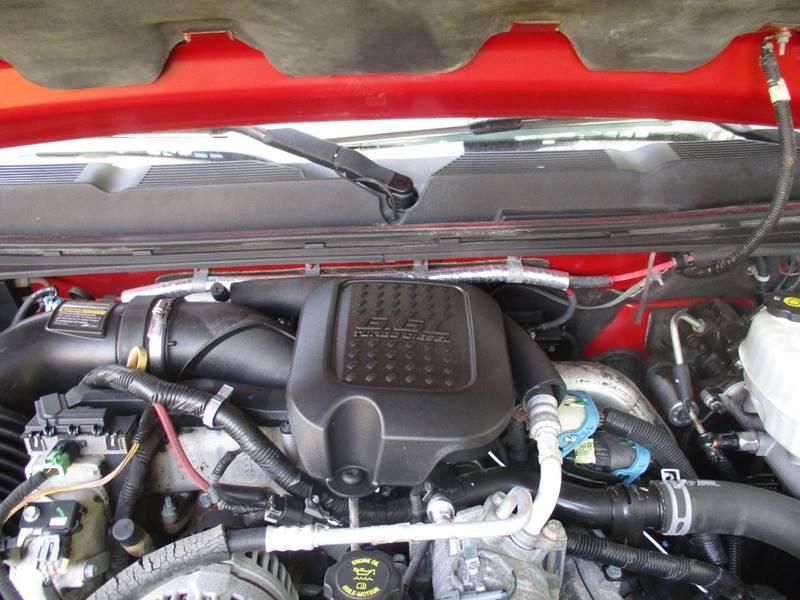 2008 Chevrolet Silverado 3500HD 4WD LTZ 4dr Crew Cab LB DRW - Milledgeville GA