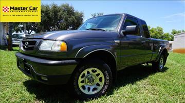 2006 Mazda B-Series Truck for sale in Wilton Manors, FL