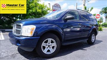 2005 Dodge Durango for sale in Wilton Manors, FL