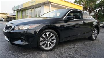 2009 Honda Accord for sale in Wilton Manors, FL