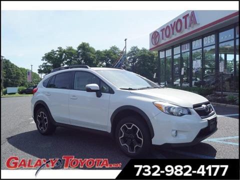 2015 Subaru XV Crosstrek for sale in Eatontown, NJ