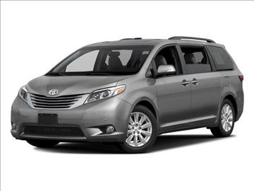 2017 Toyota Sienna for sale in Eatontown, NJ