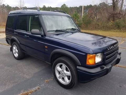 2002 Land Rover Discovery Series II for sale at Global Autos in Kenly NC