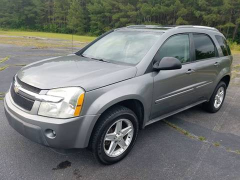2005 Chevrolet Equinox for sale at Global Autos in Kenly NC