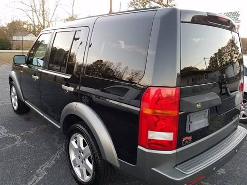 2005 Land Rover LR3 for sale at Global Autos in Kenly NC