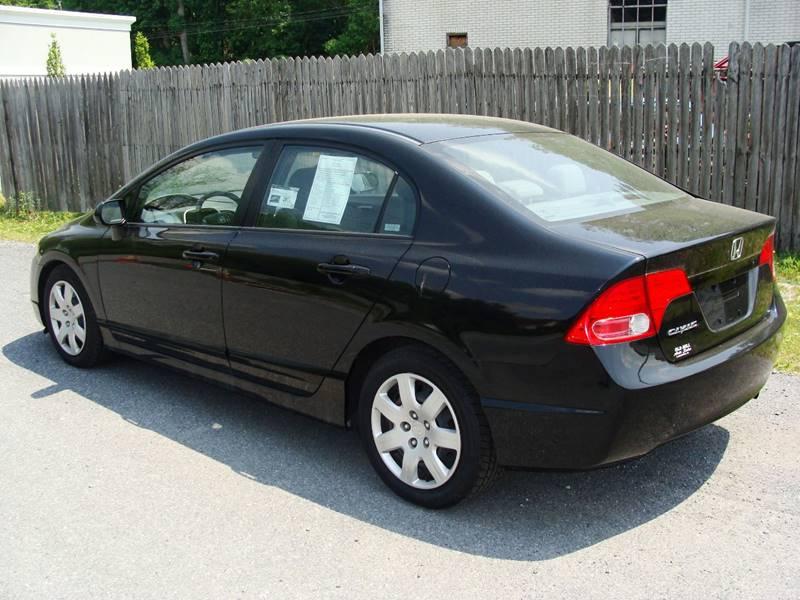 2007 Honda Civic LX 4dr Sedan (1.8L I4 5A) In Lancaster PA - Old ...