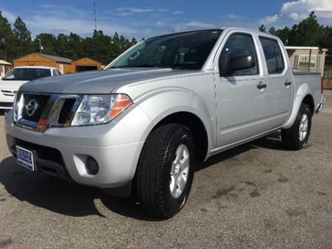 2012 Nissan Frontier for sale in Gaston, SC