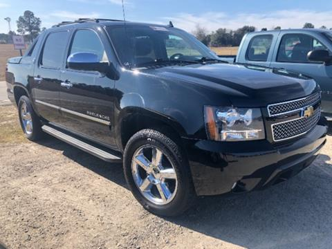 Chevrolet Avalanche For Sale In South Carolina Carsforsale Com