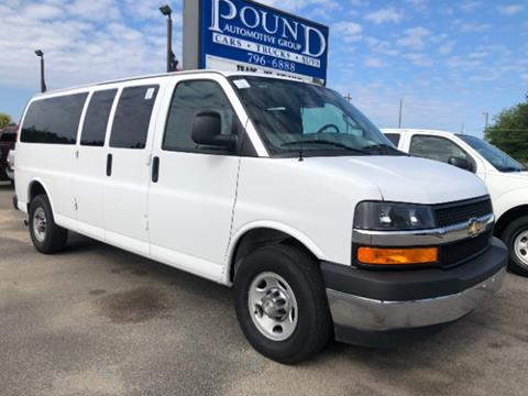 2017 Chevrolet Express Passenger for sale in Gaston, SC
