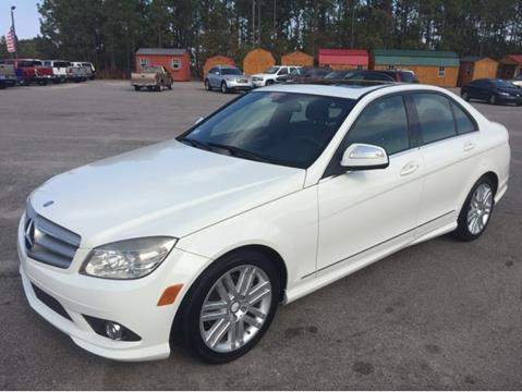 2008 Mercedes-Benz C-Class for sale in Gaston, SC