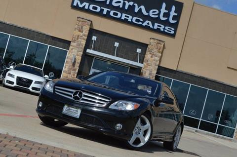 2010 Mercedes-Benz CL-Class for sale in Houston, TX