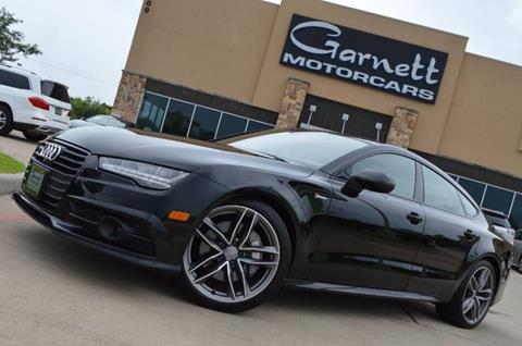 2016 Audi A7 for sale in Houston, TX