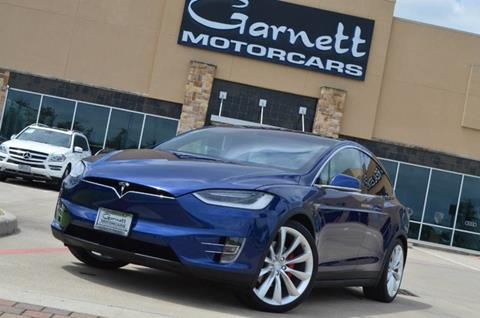 2016 Tesla Model X for sale in Houston, TX