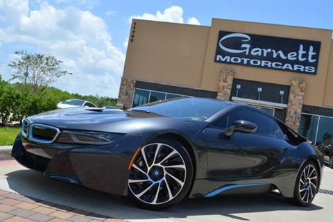 2015 BMW i8 for sale in Houston, TX
