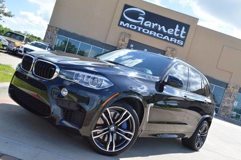 2016 BMW X5 M for sale in Houston, TX