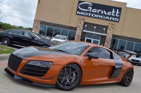 2011 Audi R8 for sale in Houston, TX
