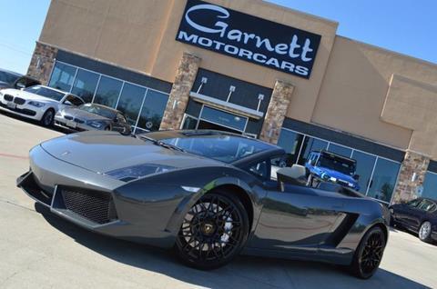2010 Lamborghini Gallardo for sale in Houston, TX