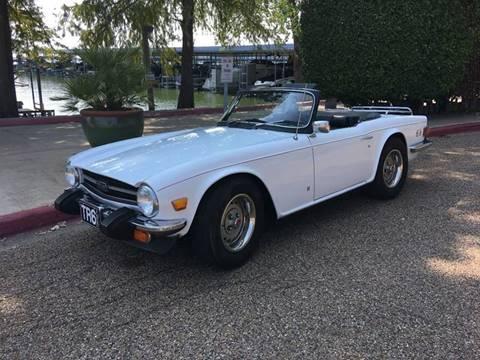 1976 Triumph TR6 for sale in Rowlett, TX