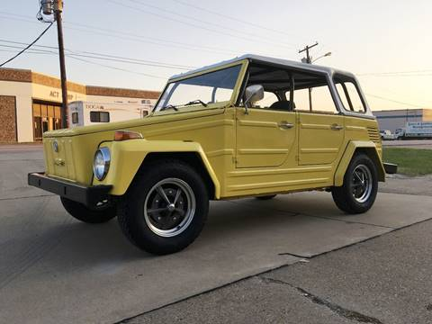 Volkswagen thing for sale carsforsale 1973 volkswagen thing for sale in rowlett tx altavistaventures Image collections
