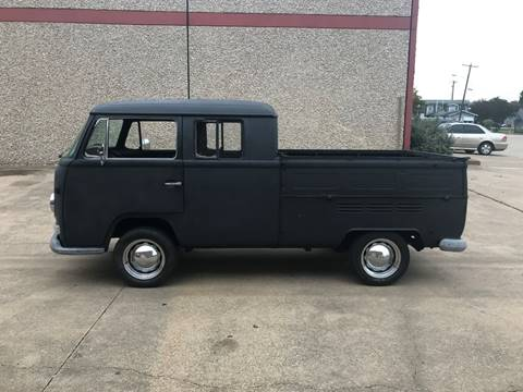 1968 Volkswagen Bus for sale at Enthusiast Motorcars of Texas in Rowlett TX