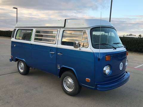 1975 Volkswagen Bus for sale in Rowlett, TX