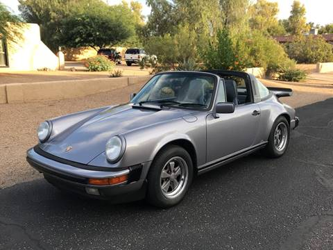 1988 Porsche 911 for sale in Phoenix, AZ