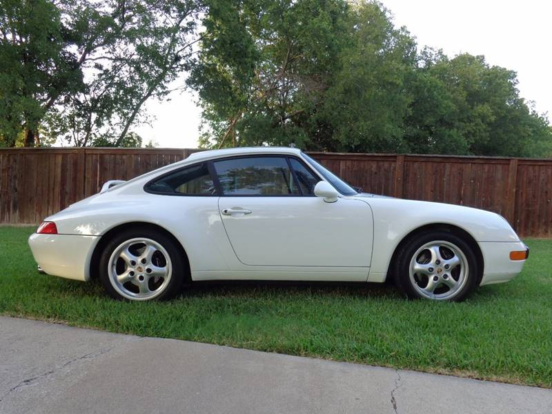 1995 Porsche 911 for sale at Enthusiast Motorcars of Texas in Rowlett TX