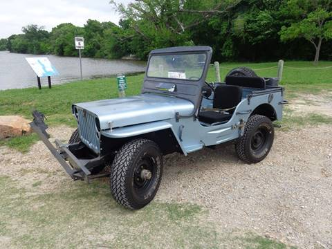 1944 Willys Jeep for sale in Rowlett, TX