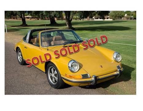 1971 Porsche 911 for sale at Enthusiast Motorcars of Texas in Rowlett TX