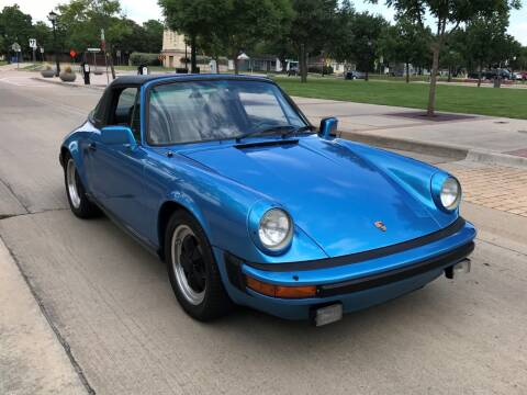 1982 Porsche 911 for sale at Enthusiast Motorcars of Texas in Rowlett TX