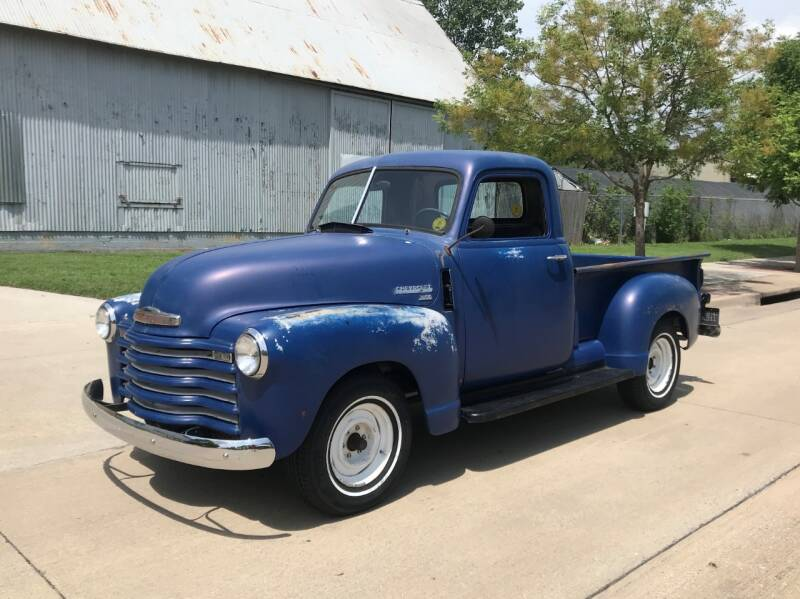 1949 Chevrolet 3100 for sale at Enthusiast Motorcars of Texas in Rowlett TX