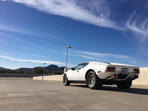 1973 De Tomaso Pantera for sale in Rowlett, TX