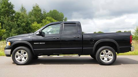 2004 Dodge Ram Pickup 1500 for sale in Cambridge, MN