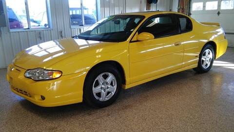 2004 Chevrolet Monte Carlo for sale in Cambridge, MN