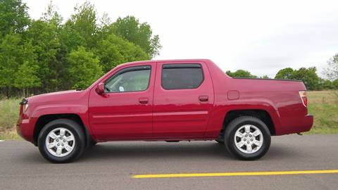 2006 Honda Ridgeline for sale at Sand's Auto Sales in Cambridge MN
