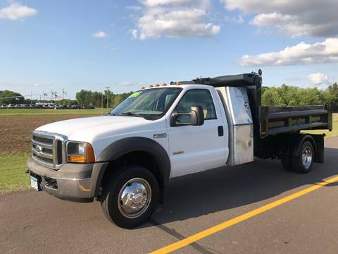 2005 Ford F-550 for sale at Sand's Auto Sales in Cambridge MN