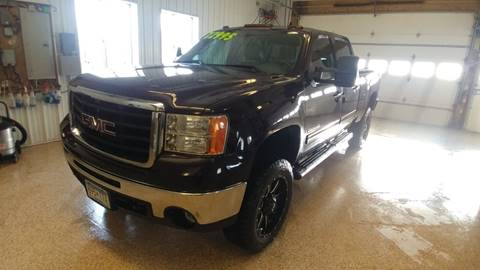 2009 GMC Sierra 2500HD for sale in Cambridge, MN