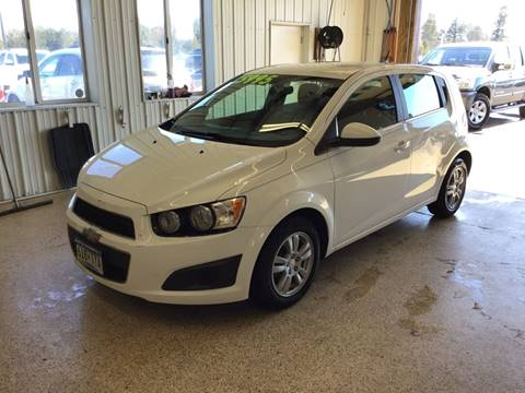 2014 Chevrolet Sonic for sale in Cambridge, MN