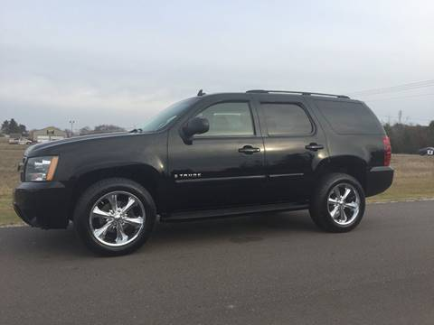 2007 Chevrolet Tahoe for sale in Cambridge, MN