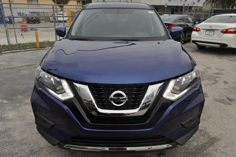 2017 Nissan Rogue for sale in Miami FL