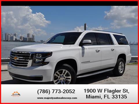 2018 Chevrolet Suburban for sale in Miami, FL