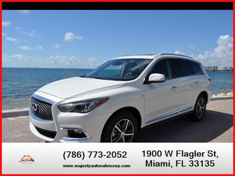 2019 Infiniti QX60 for sale in Miami, FL
