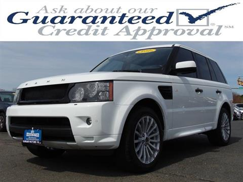 2012 Land Rover Range Rover Sport for sale in Manassas, VA