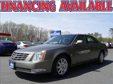 2011 Cadillac DTS for sale in Manassas, VA