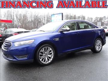 2013 Ford Taurus for sale in Manassas, VA