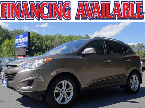 2011 Hyundai Tucson for sale in Manassas, VA