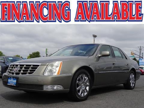 2011 Cadillac DTS for sale in Manassas, VA
