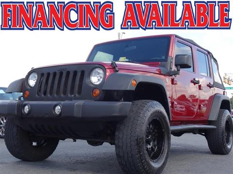 jeep wrangler for sale in manassas va. Black Bedroom Furniture Sets. Home Design Ideas
