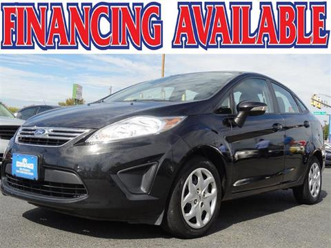 2013 Ford Fiesta for sale in Manassas, VA