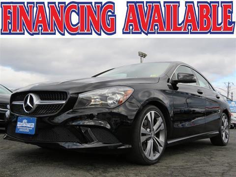Mercedes benz cla for sale in virginia for Kargar motors manassas va